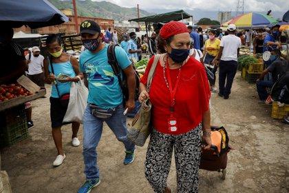 Venezuela superó los 90.000 casos de coronavirus (EFE)