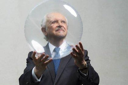 Mario Molina, Premio Nobel de Química 1995 Foto: Fb / Secretaría de Cultura del Municipio de Querétaro