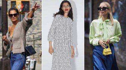El vestido de lunares de Zara y otras prendas virales que marcaron 2019