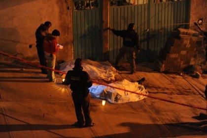 A finales de octubre, una familia fue asesinada de manera violenta dentro de su domicilio en el centro del municipio de Ocoyoacac, ubicado en el Estado de México (Foto: EFE/STR/Archivo)