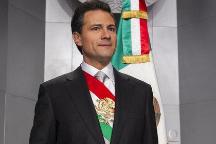 Los gritos en Palacio Nacional siempre estaban envueltos de escándalos(Foto: presidencia.gob.mx)