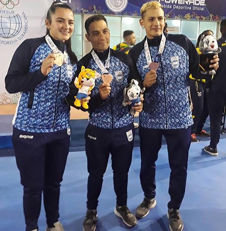 Ocho atletas argentinos participarán de las competencias, entre el jueves 7 y el domingo 11 de agosto