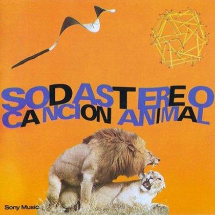La portada de Canción Animal