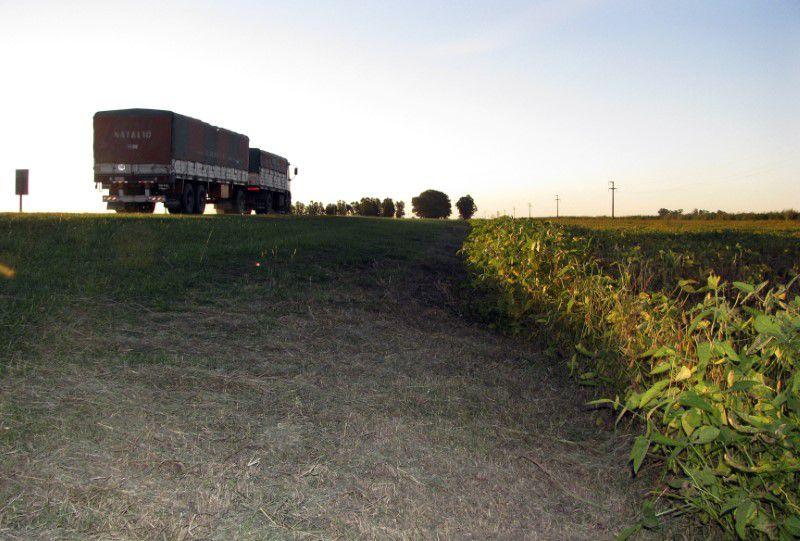 El sindicato de Moyano denuncia que los camioneros siguen teniendo problemas en el interior