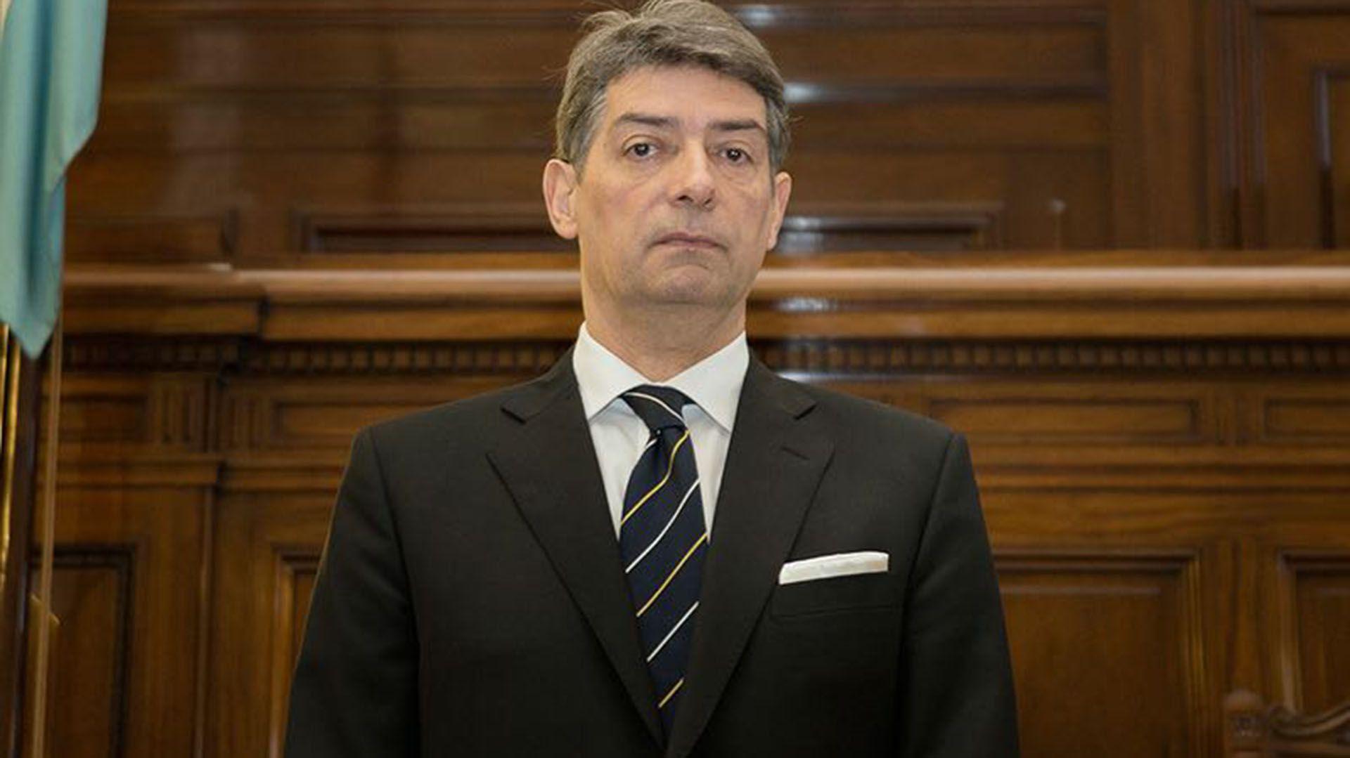 El juez de la Corte Suprema Horacio Rosatti
