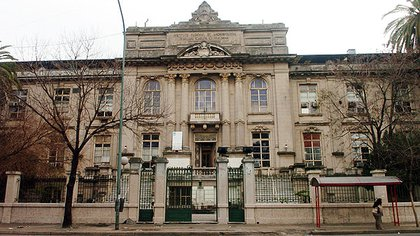 Instituto Malbrán (Télam)