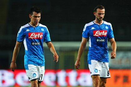 Gattuso recomendó que el Chucky que debe cambiar su estilo de juego por el que viene realizando el equipo napolitano (Foto: EFE)