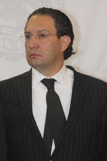 Emilio Zebadúa González fue oficial mayor de la Sedesol durante la gestión de Rosario Robles (FOTO: SAÚL LÓPEZ /CUARTOSCURO)
