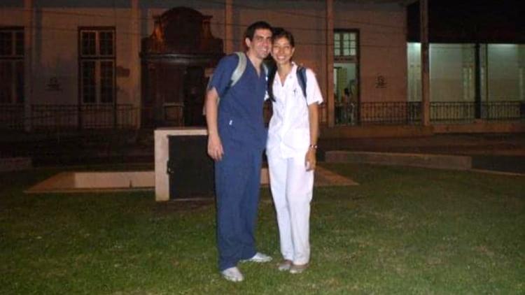 Chamorro se recibió de especialista en epidemiología en 2014