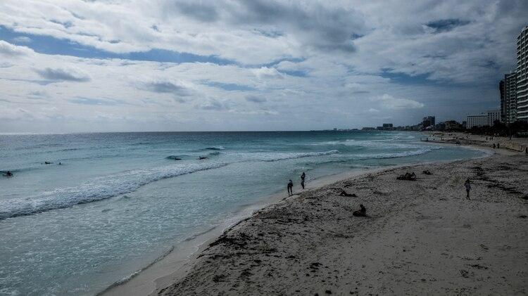 Las costas de la Riviera Maya (Foto: Cuartoscuro)