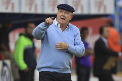 Lapuente, jugador en 1973, se convirtió en un exitoso técnico local y de la selección mexicana (Foto: Hilda Ríos/ Cuartoscuro)