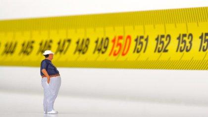 En total, ya son 14 los tipos de tumores relacionados con la obesidad (Shutterstock)