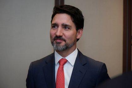 El primer ministro de Canadá, Justin Trudeau. EFE/EPA/STR/Archivo