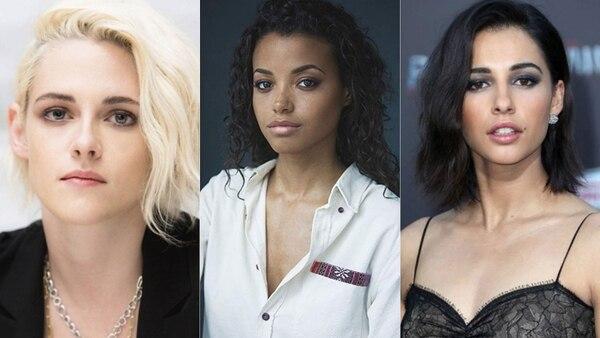 Kristen Stewart, Ella Balinska y Naomi Scott serán los ángeles de Charlie