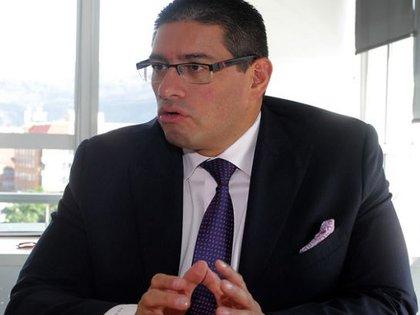 Guillermo Enrique Grosso, exagente interventor de Saludcoop E.P.S Foto: Revista Digital Opinión & Salud.
