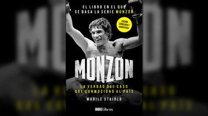 El libro de Monzón que inspiró a la serie de televisión