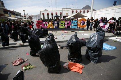 Ecatepec el municipio también ocupa los primeros lugares en diversos delitos (Foto: REUTERS/Luisa Gonzalez)