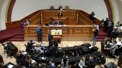 La Asamblea Nacional de Venezuela (AFP)
