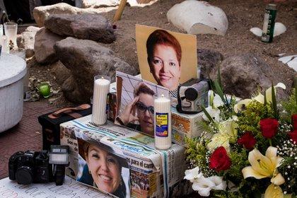 Miroslava fue víctima de homicidio como consecuencia de sus investigaciones periodísticas: el autor intelectual del crimen fue un líder del narcotráfico con nexos políticos (Foto: Erika Lozano/Cuartoscuro.com)