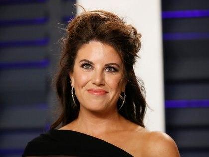 """""""En pijama y sin sujetador"""": Monica Lewinsky desveló un incidente en plena videoconferencia por Zoom"""