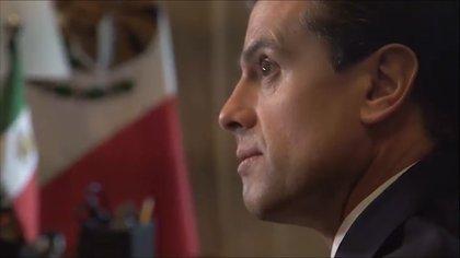 Peña Nieto fue señalado de recibir sobornos millonarios. (Foto: Archivo)