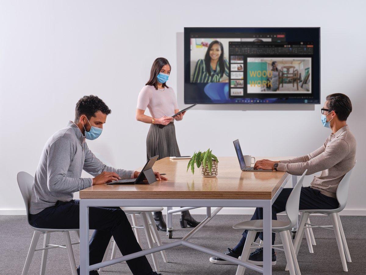10-09-2021 Nuevas funciones para las reuniones híbridas en Teams POLITICA INVESTIGACIÓN Y TECNOLOGÍA MICROSOFT