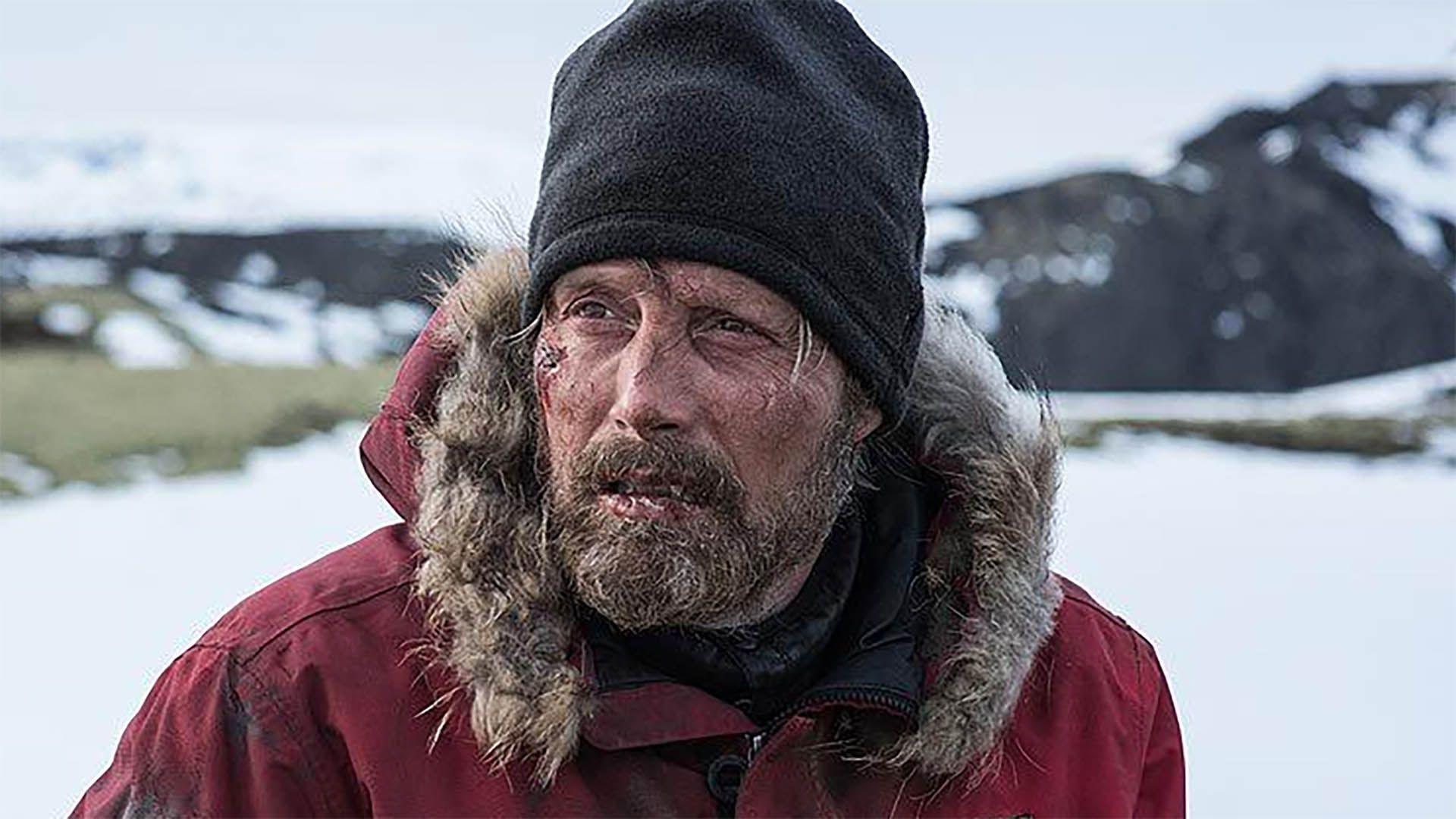 El Ártico es protagonizada por Mads Mikkelssen