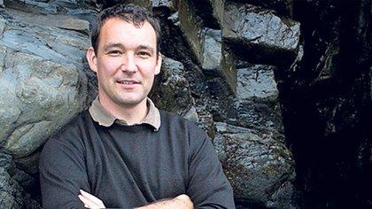 Cynan Jones dice que reproduce en sus ficciones los escenarios en los que creció