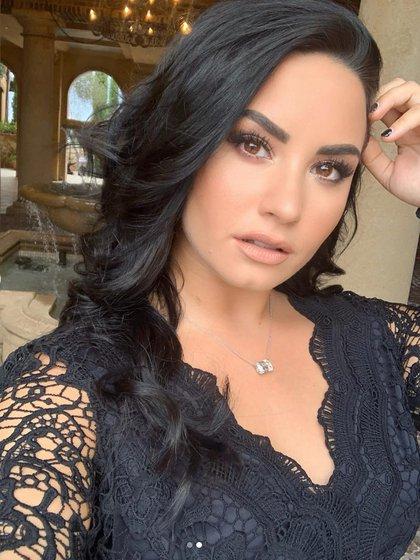 Demi Lovato ha hablado abiertamente de su lucha contra las adicciones (Instagram Demi Lovato)
