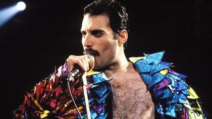 Freddie Mercury nació el 5 de septiembre de 1946 en Stone Town, Tanzania (AFP)