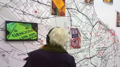GAC (Grupo de Arte CallejeroStreet Artist Group) – The Street Signs (Argentina)