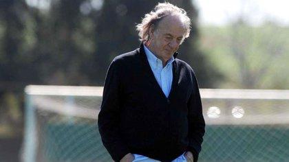 Menotti se suma al equipo de trabajo de las selecciones (Télam)