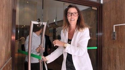 Laura Alonso, titular de la Oficina Anticorrupción (Télam)