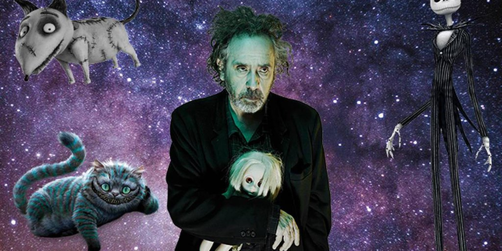 """Wednesday"": Tim Burton anucia una serie de Merlina Addams en Netflix"