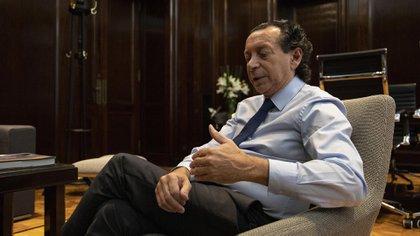 Dante Sica, ministro de Producción y Trabajo (Lihue Althabe)