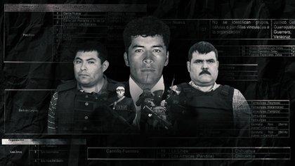 Como ejemplo de la evolución de los grupos criminales están Los Zetas, que llegaron a operar en países de tres continentes, pero ahora se ahn atomizado (Ilustración: Jovani Pérez Silva/Infobae México)