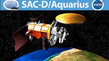 El satélite SAC-D es una muestra de la cooperación espacial entre Conae y NASA