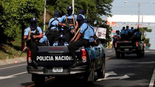 La represión en Nicaragua dejó más de 300 muertos (Reuters)