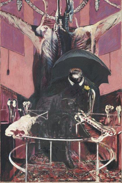 """""""Painting 1946"""" se encuentra en el MoMA"""