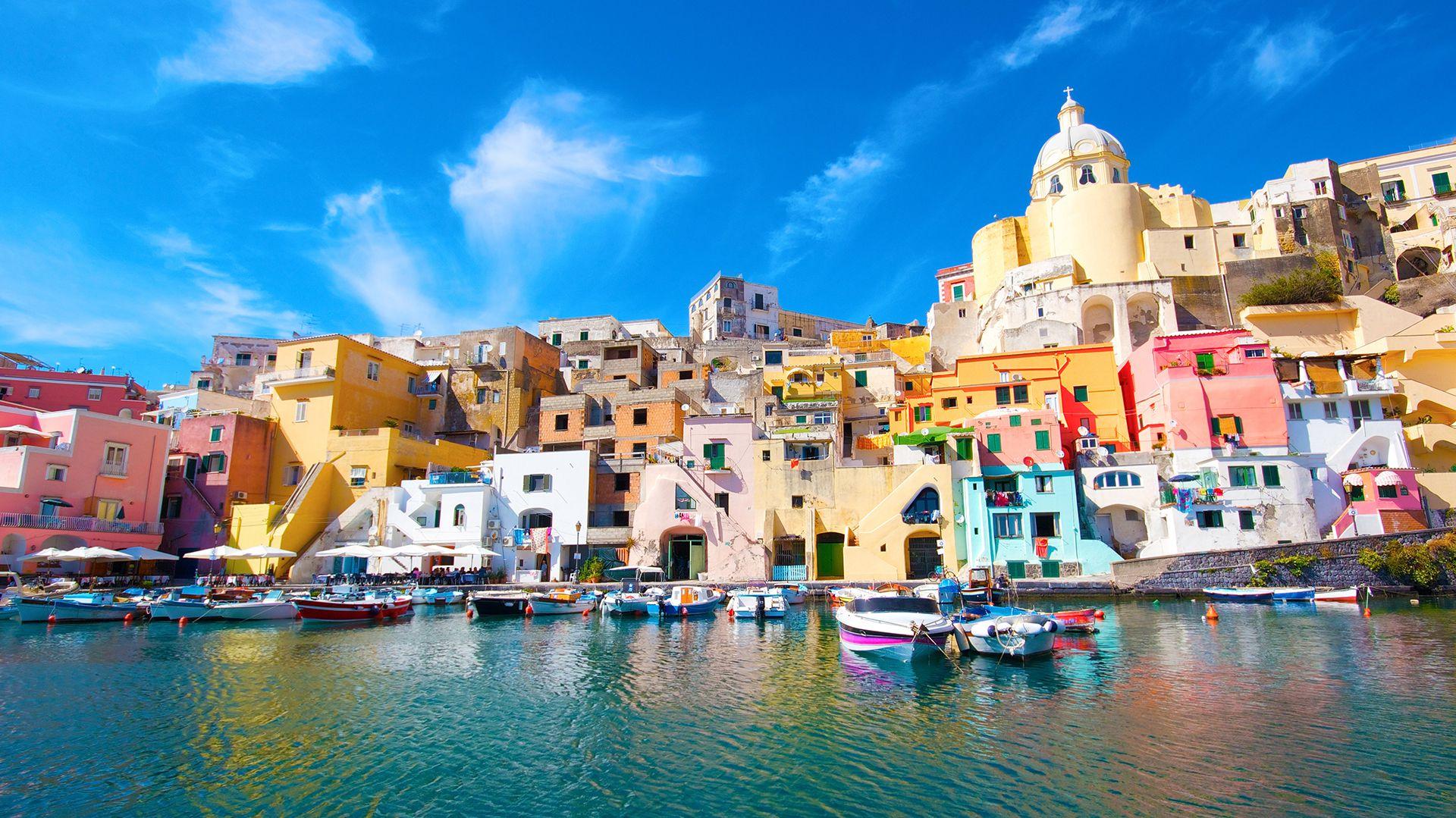 La isla de Capri, en Italia (IStock)
