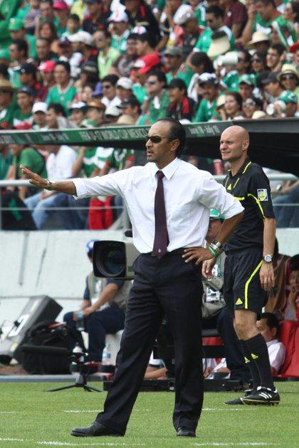 Su mayor logro fue levantar el Mundial Sub-17 celebrado en México en 2011 (Foto: Rodolfo Angulo / Cuartoscuro)