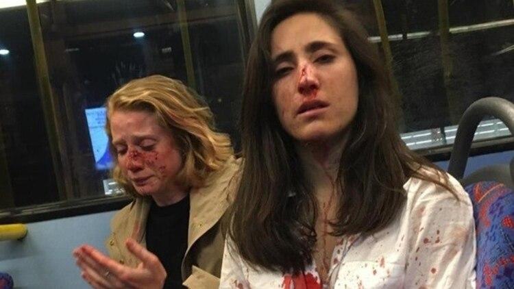 Las mujeres, después del ataque