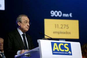 """Florentino Pérez rompió el silencio y afirmó que la Superliga europea sigue en carrera: """"Esto es una pirámide, si los ricos pierden dinero, todos pierden"""""""