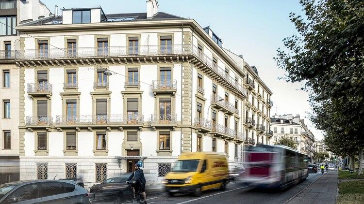 El banco suizo CBH por el que pasó gran parte del dinero malversado por los hermanos Oberto