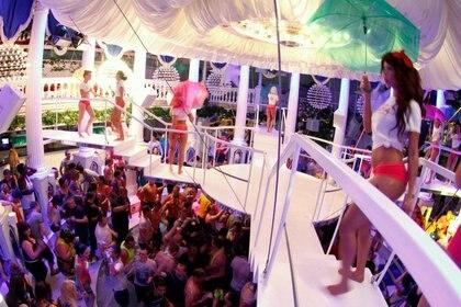La disco Paradis, en los últimos años, una de las más concurridas de Ibiza