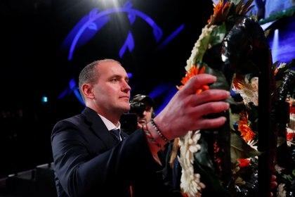 El presidente de Islandia, Gudni Thorlacius Johannesson. Foto: Ronen Zvulun/REUTERS
