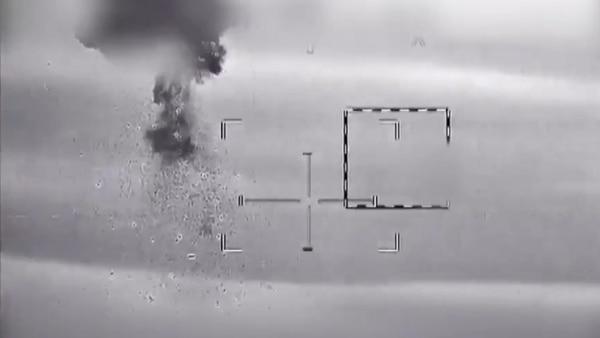El Ejército de Israel derribó un drone iraní en los últimos días