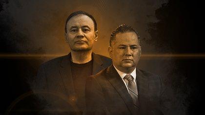 Ambos funcionarios han dejado la última decisión sobre su futuro en la administración pública en el presidente. (Foto: Jovani Pérez Silva/Infobae México)