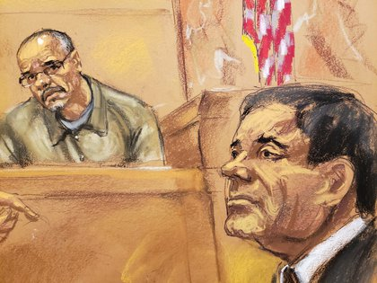 """Jorge Cifuentes, operador colombiano de """"El Chapo"""" Guzmán, obtuvo su libertad el 5 de diciembre pasado (Foto: REUTERS/Jane Rosenberg)"""