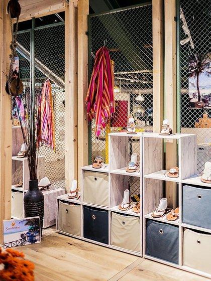 Bikini Berlín es un shopping que está planteado como un conjunto integrado de pop-up stores (@bikiniberlin)